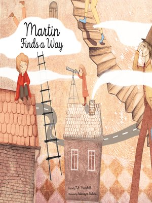 cover image of Martin Finds a Way