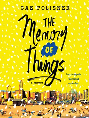 cover image of The Memory of Things