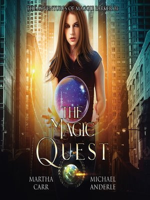 cover image of The Magic Quest