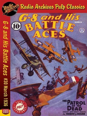 cover image of G-8 and His Battle Aces #30