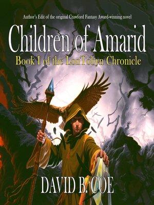cover image of Children of Amarid