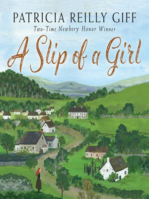 cover image of A Slip of a Girl
