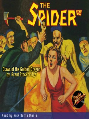 cover image of The Spider #64