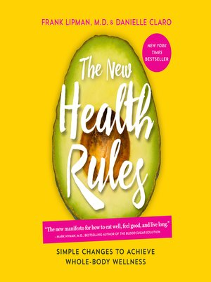 cover image of The New Health Rules