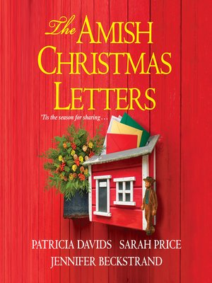 cover image of The Amish Christmas Letters