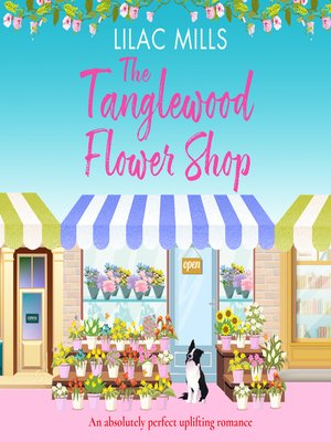 cover image of The Tanglewood Flower Shop