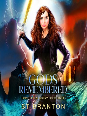 cover image of Gods Remembered