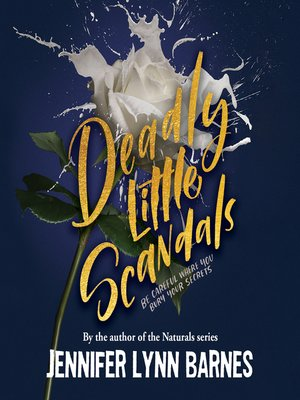 cover image of Deadly Little Scandals