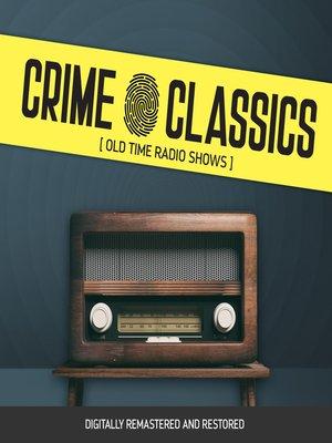 cover image of Crime Classics