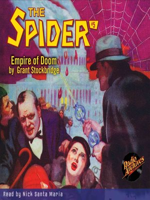 cover image of The Spider #5
