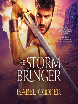 cover image of The Stormbringer