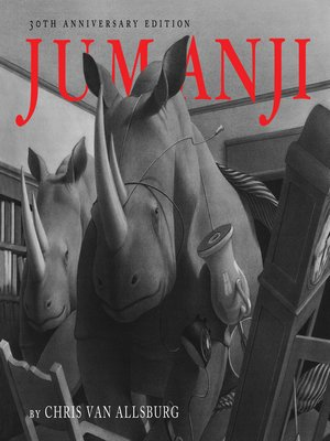 cover image of Jumanji