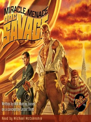 cover image of The Miracle Menace