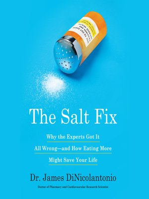 cover image of The Salt Fix
