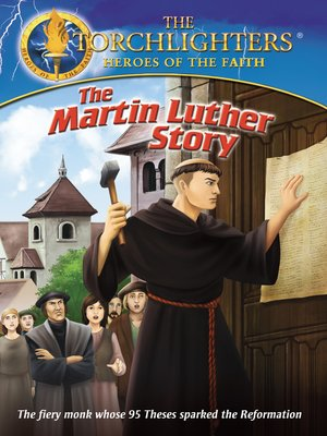cover image of Torchlighters: The Martin Luther Story