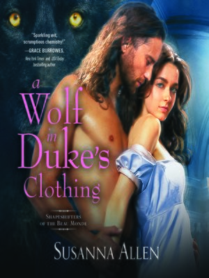 cover image of A Wolf in Duke's Clothing