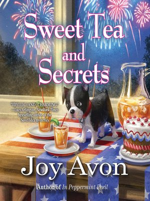cover image of Sweet Tea and Secrets