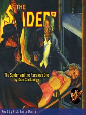 cover image of The Spider #74