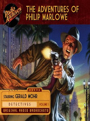 cover image of The Adventures of Philip Marlowe, Volume 1