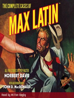 cover image of The Complete Cases of Max Latin