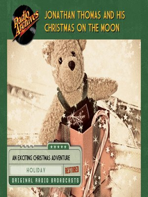 cover image of Jonathan Thomas and his Christmas on the Moon