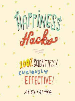 cover image of Happiness Hacks