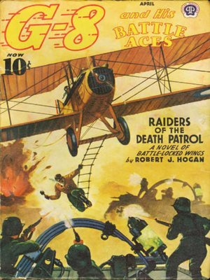 cover image of G-8 and His Battle Aces #97