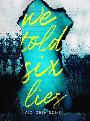 cover image of We Told Six Lies