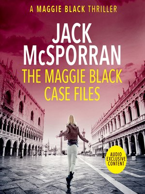 cover image of The Maggie Black Case Files