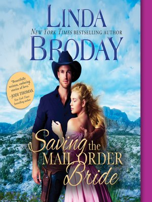 cover image of Saving the Mail Order Bride