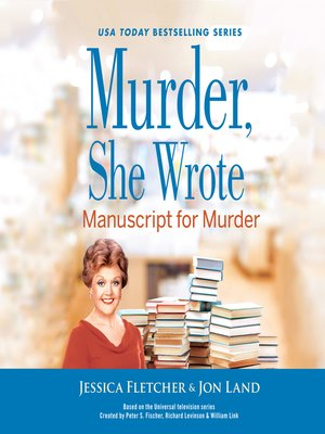 cover image of Manuscript for Murder