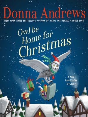 cover image of Owl Be Home for Christmas