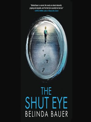cover image of The Shut Eye