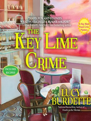 cover image of The Key Lime Crime