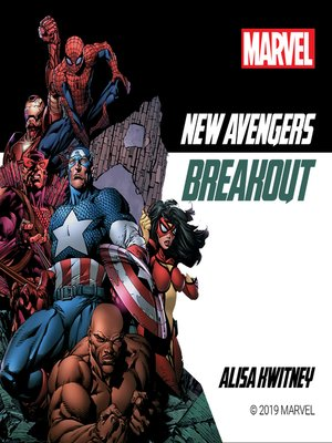 cover image of New Avengers: Breakout