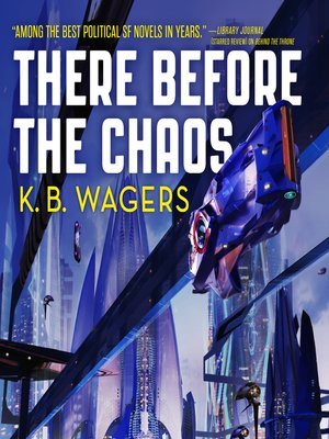 cover image of There Before the Chaos