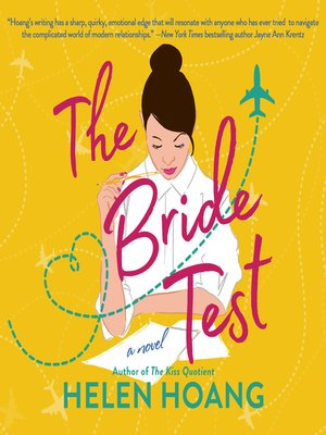 cover image of The Bride Test