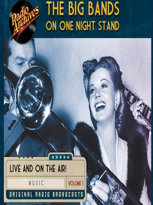 cover image of Big Bands on One Night Stand, Volume 1