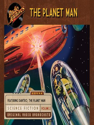 cover image of The Planet Man, Volume 2