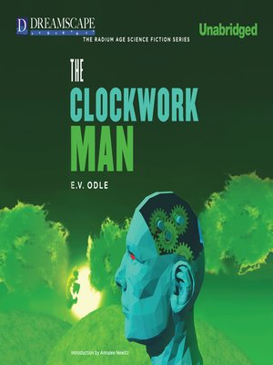 cover image of The Clockwork Man