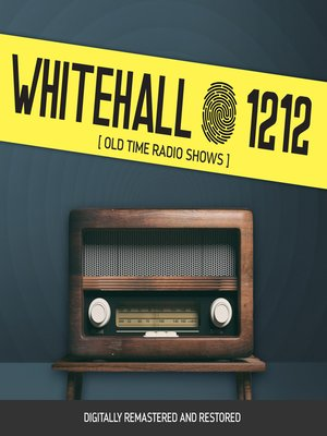 cover image of Whitehall 1212