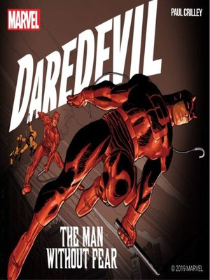 cover image of Daredevil: The Man Without Fear