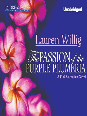 cover image of The Passion of the Purple Plumeria