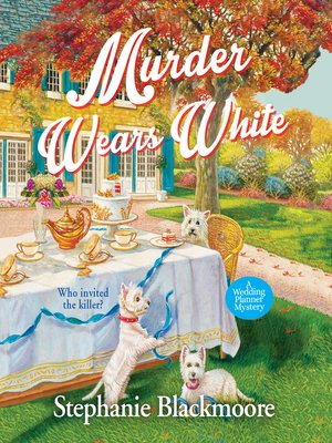 cover image of Murder Wears White