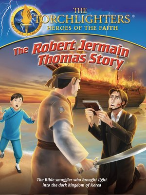 cover image of Torchlighters: The Robert Jermain Thomas Story