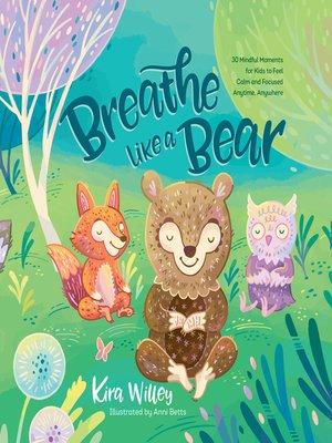 cover image of Breathe Like a Bear