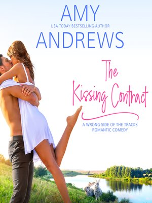 cover image of The Kissing Contract