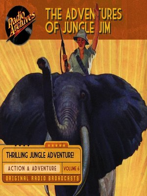 cover image of The Adventures of Jungle Jim, Volume 6