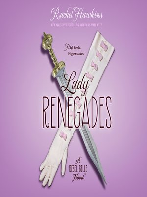 cover image of Lady Renegades