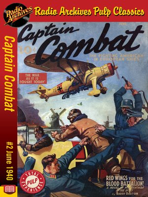 cover image of Captain Combat #2